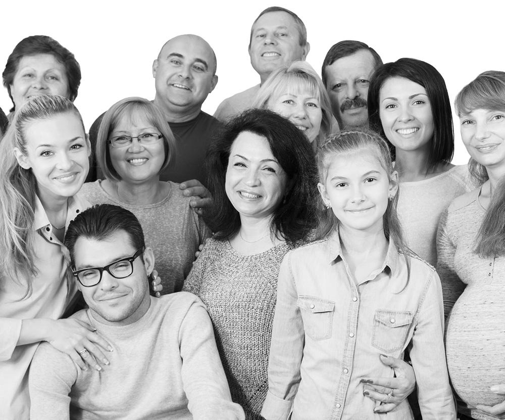 famille représentant la gestion de patrimoine toulon